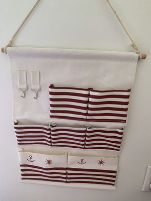 Closet Hanging Storage Pocket Organizer for Sale in Camarillo, CA