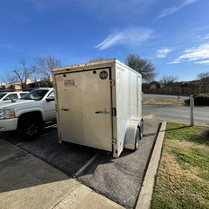 6x12 Wellscargo Trailer for Sale in Carrollton, TX