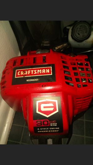 Craftsman backpack leaf blower and weed wacker for Sale in Parkville, MD