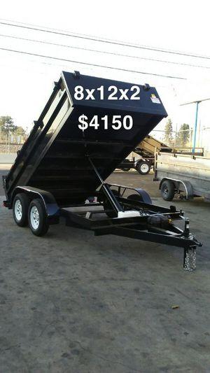 Dump tráiler new for Sale in Pismo Beach, CA