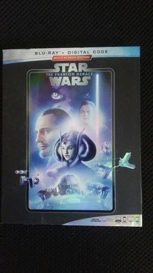 Star wars phantom of menace for Sale in Los Angeles, CA