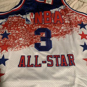Allen Iverson All-Star Jersey for Sale in Bristol, PA