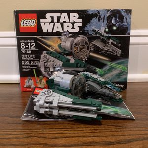 Lego Star Wars (75168) Yodas Ship for Sale in Berkeley Township, NJ