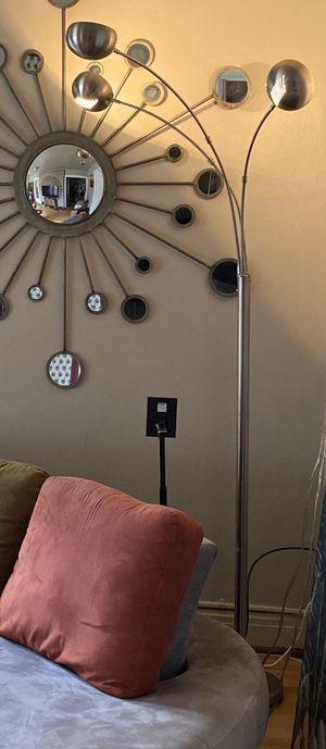 Three-Headed Adjustable Floor Lamp for Sale in Seattle, WA