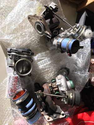 Ford F150 EcoBoost Stock Turbos, Intercooler, Downpipe, Cats, etc for Sale in Sunnyvale, CA