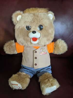 Teddy Ruxpin Interactive Plush Toy for Sale in Coral Springs, FL