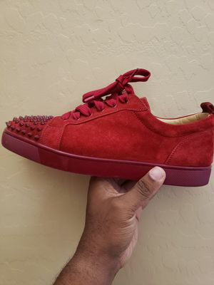 Christian Louboutin sneakers sz. 45/ us mens sz 12 for Sale in Queen Creek, AZ