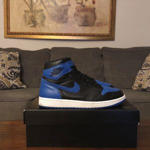 Nike Air Jordan 1 Royal for Sale in Bowie, MD