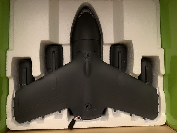 tom clancy's splinter cell blacklist paladin multi-mission aircraft edition