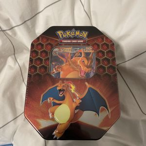 Pokemon Hidden Fates Charizard Tin Sealed for Sale in Boring, OR