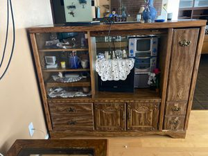 Living room cabinet / entertainment stand / TV stand for Sale in Montebello, CA
