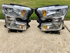 2015-2017 OEM Ford F-150 Headlights for Sale in Colorado Springs, CO
