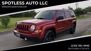 2015 Jeep Patriot for Sale in San Antonio, TX