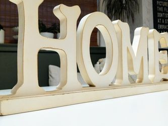 "Decorative ""HOME"" Sign for Sale in Glendora,  CA"