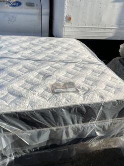 NEW FULL MATTRESS ORGANIC COTTON MEDIUM SOFT/FIRM for Sale in Kagel Canyon,  CA