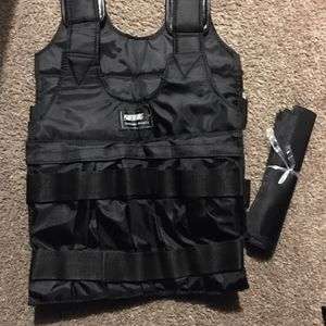 Weight Vest 110lb for Sale in Richardson, TX