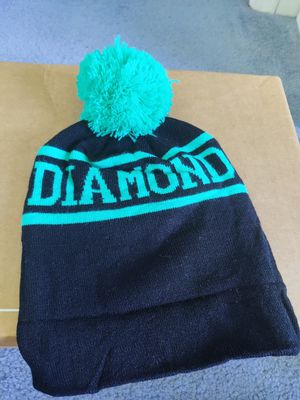 Diamond Supply Co. Tiffany Blue Beanie for Sale in Union City, CA