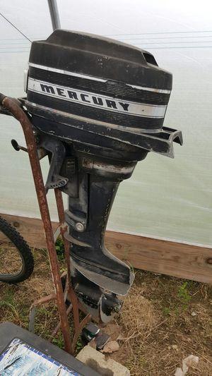 Mercury 6.5hp outboard motor for Sale in Belleville, MI