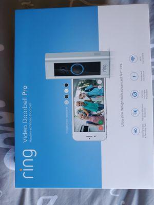 (New) Ring video doorbell pro for Sale in Riverside, CA