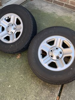 "Factory OEM 16"" JK Wrangler Wheels Set 5 for Sale in Des Plaines,  IL"