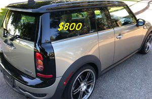 ❇️URGENT $8OO I am the first owner and I want to sell a 2009 Mini cooper Runs and drive strong! ❇️ for Sale in Chandler, AZ