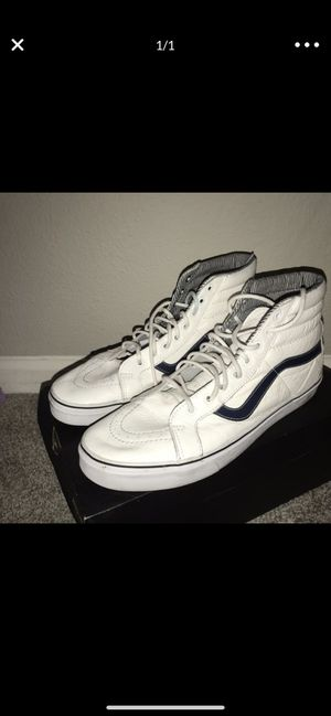 Vans skate hi leather for Sale in Aliso Viejo, CA