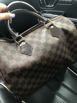 Louis Vuitton Speedy Bag Damier Ebene 30 for Sale in South Riding, VA