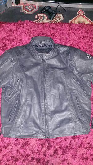 avgsport men leather jacket for Sale in Everett, WA