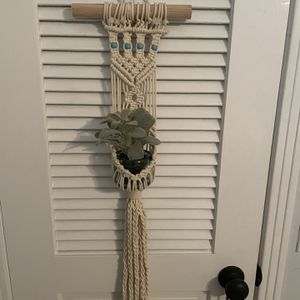 Macrame Plant Hanger for Sale in Brentwood, TN