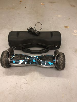 Hoverboard All - Terrain with built in Bluetooth speakers for Sale in Woodinville, WA