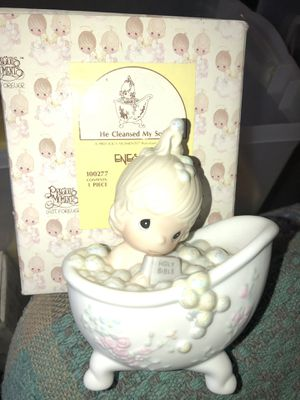 Precious Moments: He Cleansed My Soul for Sale in Clinton Township, MI