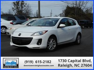 2012 Mazda Mazda3 for Sale in Raleigh, NC