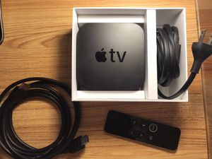 Apple TV - HD (4th Generation) 32gb 1080p for Sale in Tampa, FL