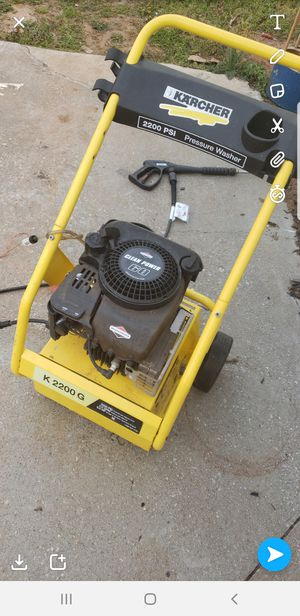 Pressure washer for Sale in Greenville, SC