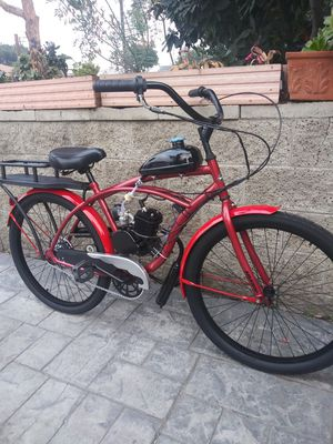 New custom motorized bike 80cc for Sale in Manhattan Beach, CA