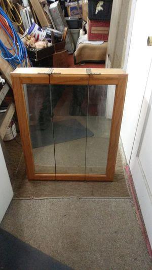 30x24 tri fold medicine cabinet for Sale in Whittier, CA