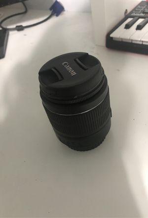 canon lense for Sale in San Jose, CA