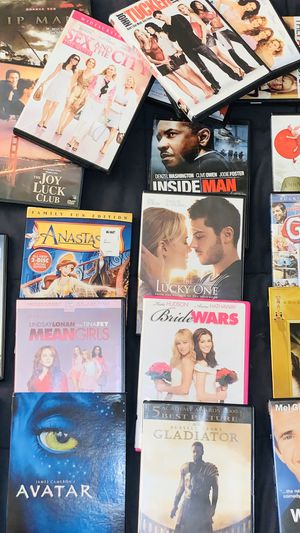 Dvd bundle collection for Sale in La Puente, CA