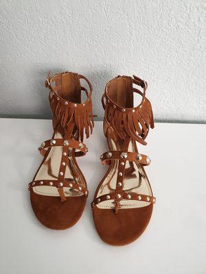 Jlo sandals new for Sale in Sacramento, CA