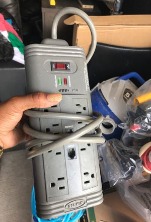 Surge protector for Sale in Davenport, IA