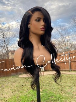 22' BodyWave Closure Customized Wig for Sale in Mansfield,  TX