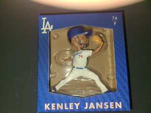 Dodgers Kenley Jansen bobblehead for Sale in Los Angeles, CA