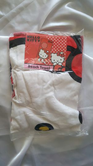 Hello Kitty Beach Bath Towel: Balloon - New for Sale in Rosemead, CA