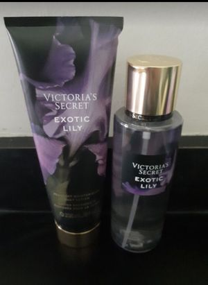 TWO SETS OF LOTION AND PERFUME for Sale in Rochester, NY