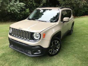 2016 Jeep Renegade Latitude for Sale in Roswell, GA