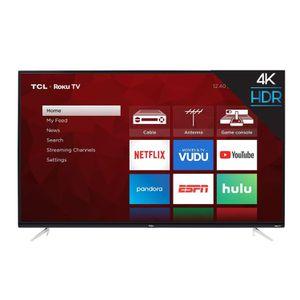 "TCL 43"" Class 4K UHD Roku Smart TV modelo 43S423 for Sale in San Mateo, CA"