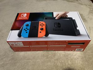 NINTENDO SWITCH (Read Description) for Sale in Irving, TX