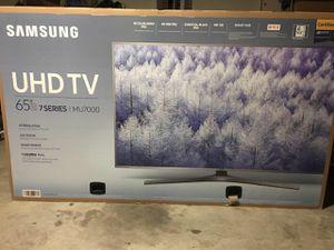 Samsung UHD tv 65inch 7 series MU7000 for Sale in Ashburn, VA