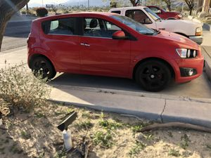 Chevy sonic 2015 $5000obo for Sale in Palm Springs, CA