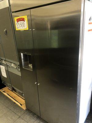 Monogram Stainless Steel Built-in Refrigerator for Sale in Los Angeles, CA